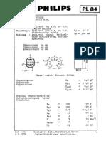 pl84 vacuum tube