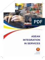 2013 (9. Sep) - ASEAN Integration in Services