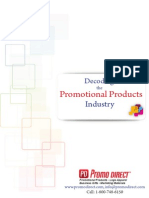 Decoding Promotional Products Industry