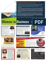 Women in Business 2013 Forest Grove Oregon