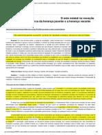 Herança jacente e vacante_ o Estado na sucessão - Revista Jus Navigandi - Doutrina e Peças