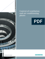 Control - Control of Ventilation and Air Conditioning - Siemens
