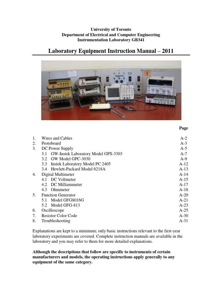 Appendices Amplitude Electrical Connector Wiring Lab Manual