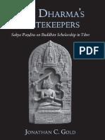 """Dharma""""s Gatekeepers"""