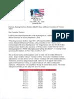 AFGE Local 520 House and Senate VA Committees 10-23-13.pdf