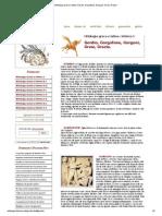 Mitologia greca e latina - Gordio, Gorgofone, Gorgoni, Graie, Grazie.pdf