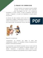Historia Del Traje y Su Confeccion