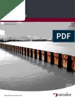 Arcelor - Catalog cu palplanse metalice - 1.pdf