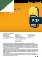 Garmin eTrex H User Manual.PDF