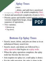 Splay Trees