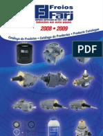 Catálogo FARJ 2008  - 2009