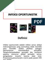 INFEKSI OPORTUNISTIK 1