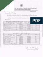 2013_Batch schedule for all JNTU M.tech students :)