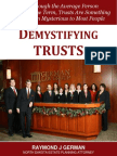 Demystifying Trusts
