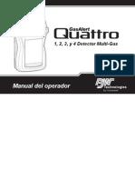 GAS ALERT CUATTRO - OpsManual(D6456-2-ES).pdf
