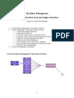 The Slavic Ethnogenesis (by Andrzej Borzyskowski)