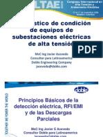 Principios Basicos Deteccion Electrica RFI EMI Javier Acevedo