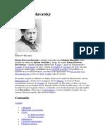 Metapedia Blavatsky