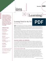 Newsletter Nov20053