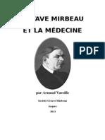 "Arnaud Vareille, ""Octave Mirbeau et la médecine"""