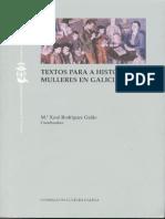 As Mulleres en Galicia