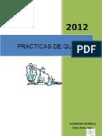 Manual de Practicas de Quimica