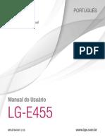 Manual LG-E455 Brazil