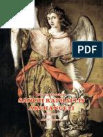 San Rafael, arcángel. 24 de octubre. Vísperas gregorianas bilingües