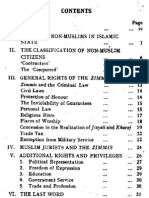 Rights of Non-Muslim in Islamic State