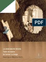 LA GRAN MADRE NEGRA DE CARMEN LA GRIEGA