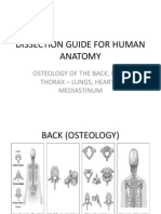 DISSECTION GUIDE
