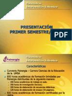 Presentación Intervención Sistémica