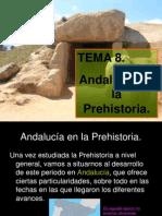 Andalucía en la Prehistoria
