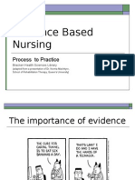 2007 Fall - Nursing 305 - Evidence Based Nursing Presentation ppt.pptx