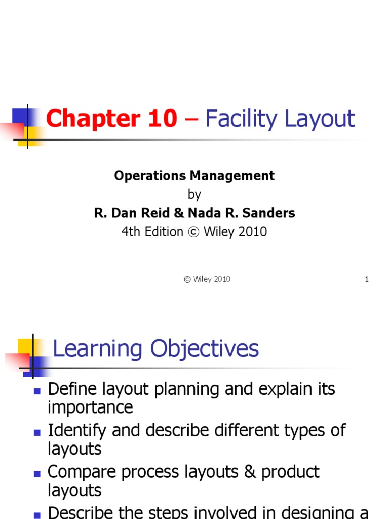 3 Plant Layoutppt Warehouse Operations Management Piping Layout Ppt