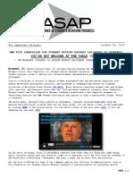 ASAP Press Release 10-24-13