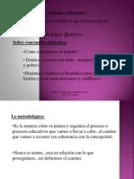 Concepcion Metodologica Dialectica
