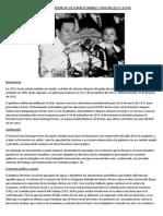 Tercera Presidencia de Juan Domingo Peron