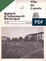 BIM Juliol Agost 1982