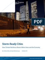 Storm-Ready Cities