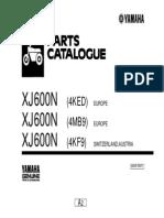 Yamaha xj600  parts catalogue.pdf
