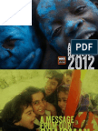 WAR CHILD UK ANNUAL REVIEW 2012