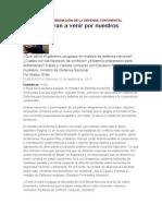 URUGUAY Y LA COORDINACIÓN DE LA DEFENSA CONTINENTAL