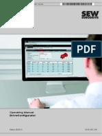 SEW Manual DriveConfigurator 2013 (en)