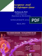 Harliansyah .Ph.D Kuliah Blok Neoplasia 2013