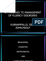 APPROACHES TO MANAGEMENT OF FLUENCY DISORDERS.pdf / KUNNAMPALLIL GEJO
