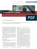 AuthenticationAtScale Google 2013
