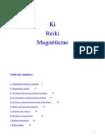 Ki Reiki - Magnétisme