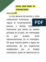 Grupo 5entes Que Rogen El Sistema Finaciero