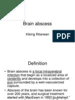 Brain abscess.ppt